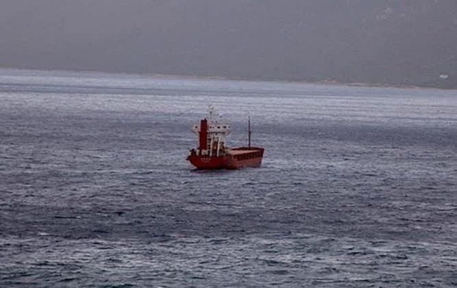 Libya'da Türk gemisine el konuldu Urfa Haber