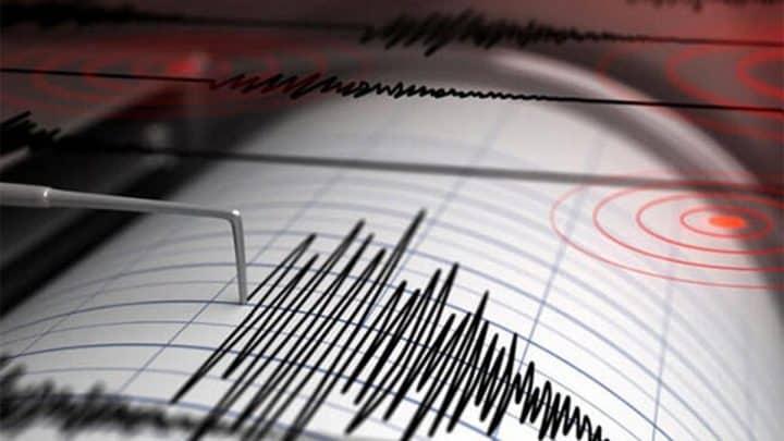 Siirt'e 5 büyüklüğünde deprem Urfa Haber