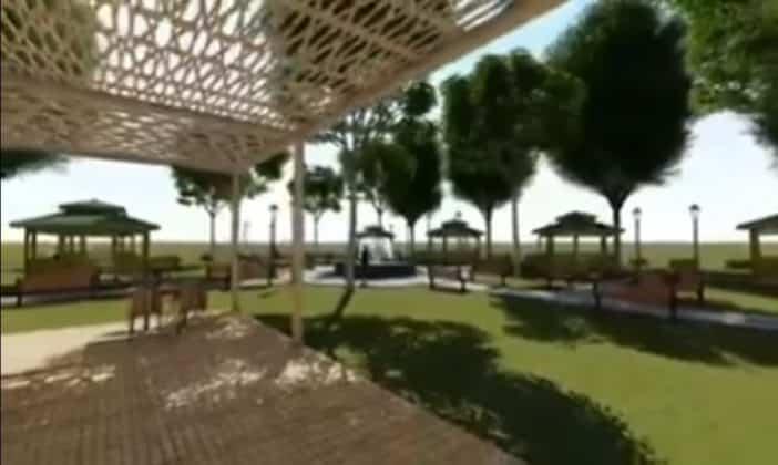 Eski Emniyet binası park oluyor Urfa Haber