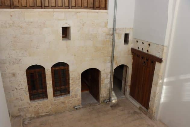 Tarihi ev mimarisine göre restore edildi Urfa Haber