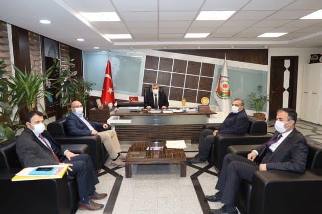 Başkan beyazgül karakoyun' temiz su için için devrede Urfa Haber
