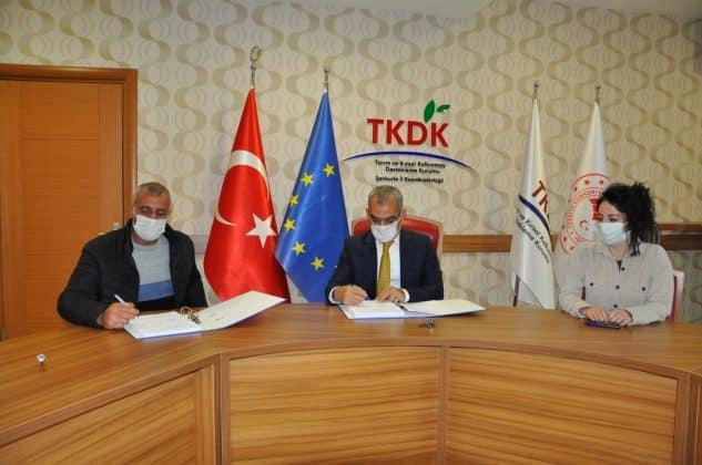 TKDK'dan Siverek'e İki milyon yatırım Urfa Haber