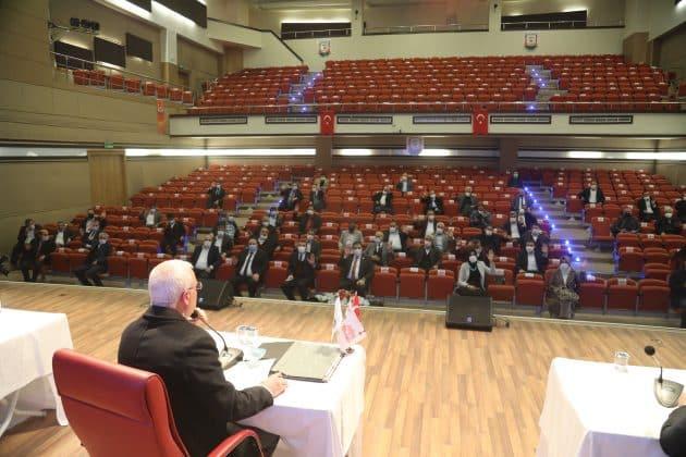2021 yılı ilk oturumu yapıldı Urfa Haber