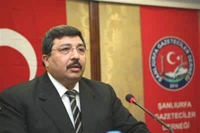 ŞAGAD Başkanı Mehmet Gülerin acı günü Urfa Haber