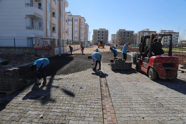 haliliye belediyesi ile kırsal değişiyor  Urfa Gündemi