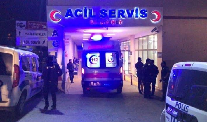 Olay yerine giden 2 polis'e silahlı saldırı Urfa Haber