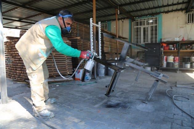 Haliliye belediyesi'nden geri dönüşüm çalışmaları