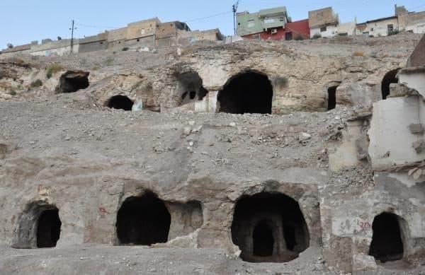Şanlıurfa'da Mağaralara Operasyon; 29 Gözaltı