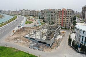 Göbeklitepe kültür evi inşaatı devam ediyor Gündemi