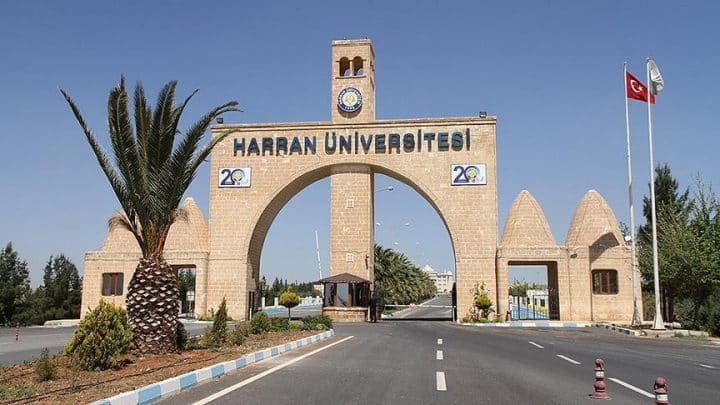 Harran Üniversitesinden bir başarı daha