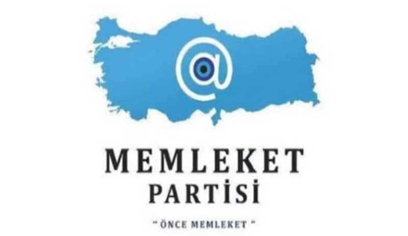 Memleket Partisi logosun görseli belirledi