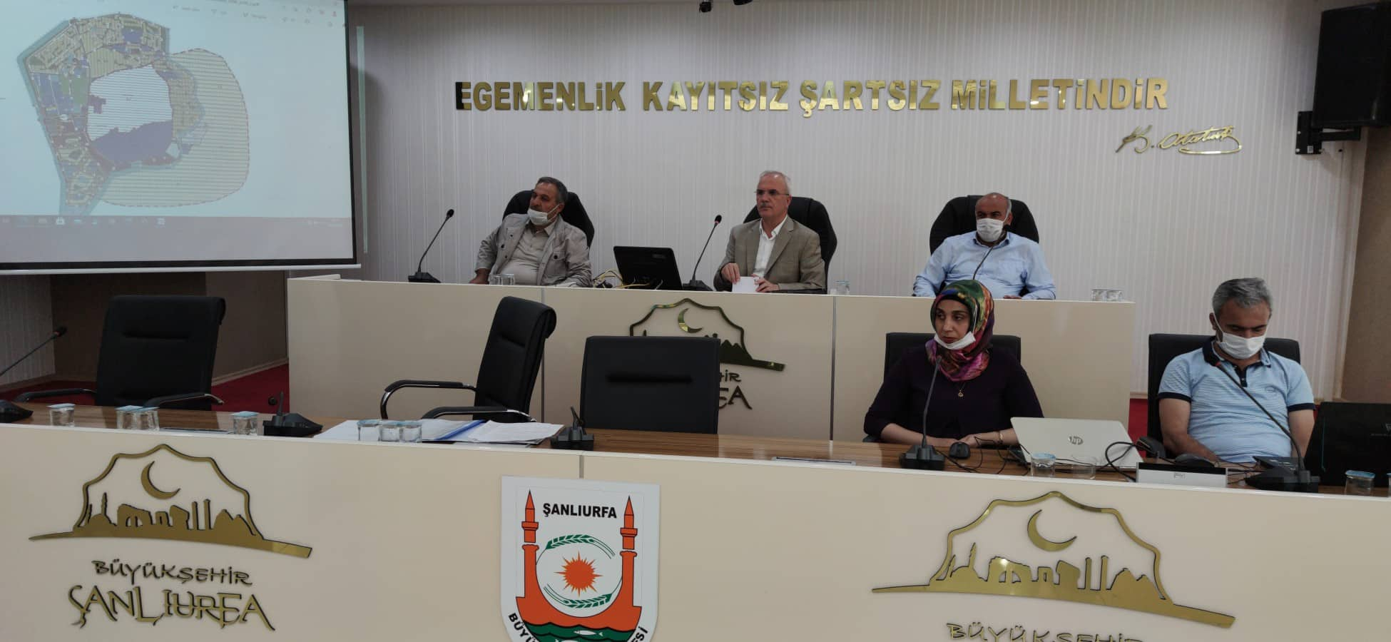 Harran'da İmar Değişikliği Büyükşehir Meclisinde Kabul Edildi Haberler
