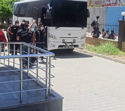 Bozova emniyeti narkotik ekiplerinin dev operasyonu Haberler
