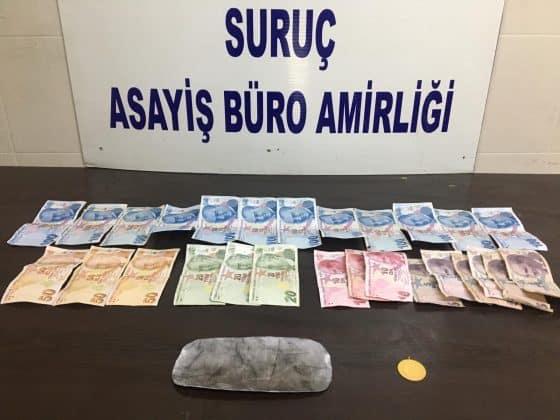 Suruç'ta kadın hırsızlar yakalandı