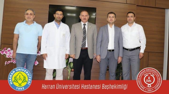 Harran Üniversitesi, Türkiye'de Perfüzyonistlik alanında ilk doktoralı  mezunlarını verdi.