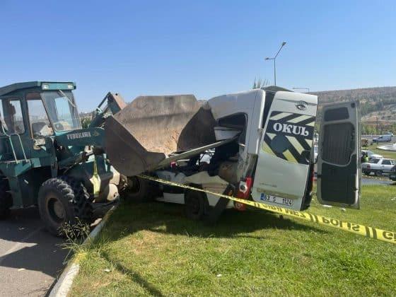 Feci kaza 130 öğrenci yaralı – Güncellendi