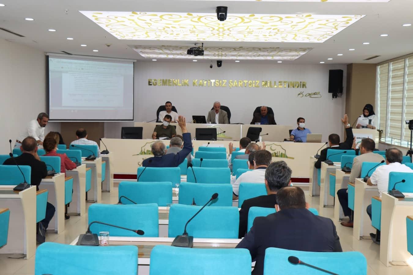 Büyükşehir Belediye Meclisinde Şanlıurfa İçin Önemli Kararlar Alındı Haberler