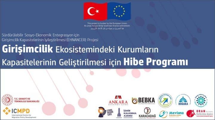 'ENHANCER PROJESİ'Bilgilendirme Toplantısı Şanlıurfa'da yapılıyor